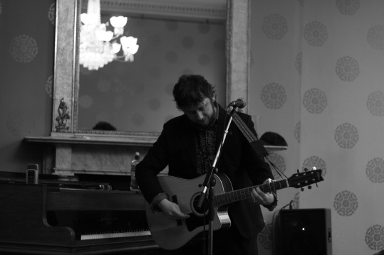 The Elective Orchestra @ Georgian House