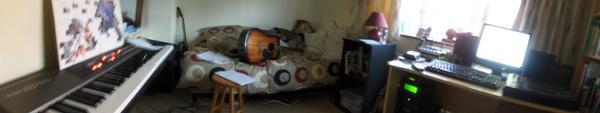 State of Play - bedroom studio