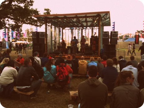 The Elective Orchestra @ The Electric Picnic