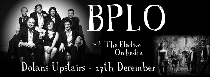 Show: BPLO w/The Elective Orchestra