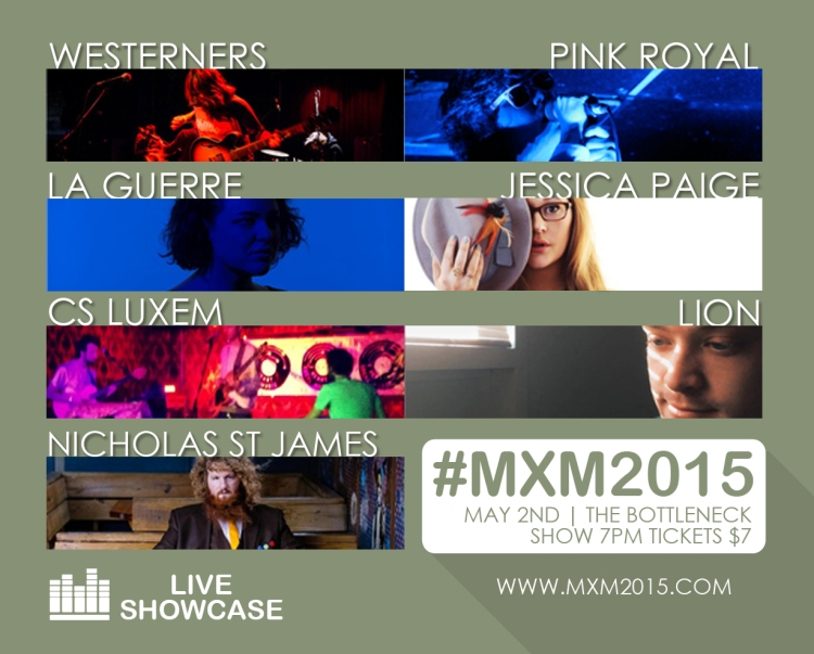 MXM2015-Bands