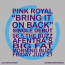 Pink Royal to Debut New Music, Announce Release on 96.5 The Buzz